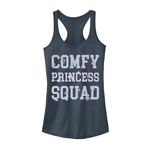 """Disney Juniors' """"Comfy Princess Squad"""" Tank"""