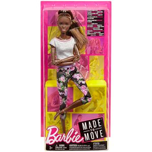 Barbie Made to Move? Doll