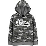 Boys 4-14 OshKosh B?gosh® Camo Logo Hoodie