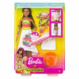 Barbie Crayola® Rainbow Fruit Surprise Doll & Fashions