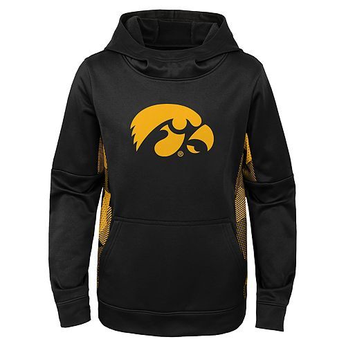 Boys 4-20 Iowa Hawkeyes Stadium Hoodie Fleece