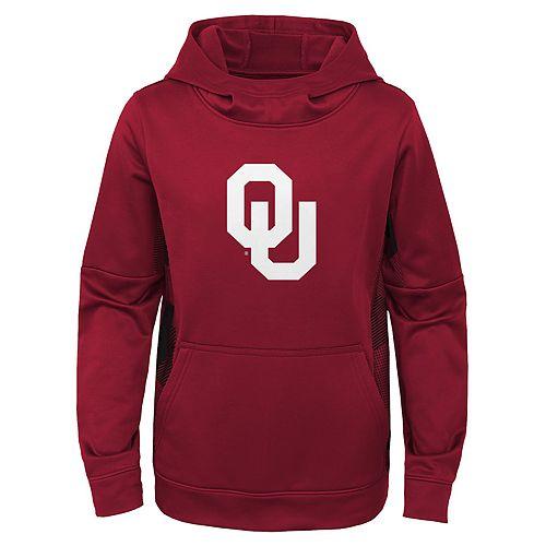 Boys 4-20 Oklahoma Sooners Stadium Hoodie Fleece