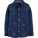 Boys 4-14 OshKosh B?gosh® Astronaut Button-Down