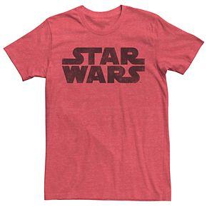 Men's Star Wars Classic Logo Tee
