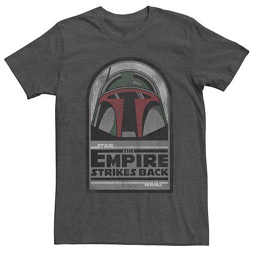 Men's Star Wars Empire Strikes Back Graphic Tee