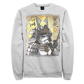 Men's Star Wars Samurai Stormtrooper Fleece
