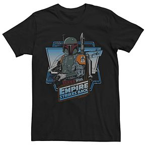 Men's Star Wars The Empire Strikes Back Graphic Tee