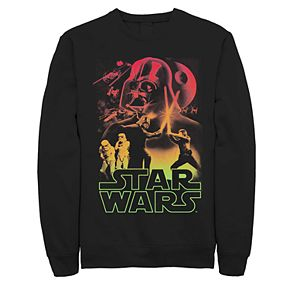 Men's Star Wars Graphic Pullover