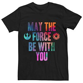 Men's Star Wars The Force Graphic Tee
