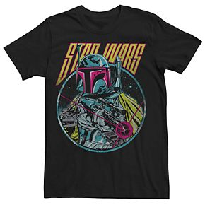 Men's Star Wars Vintage Poster Tee