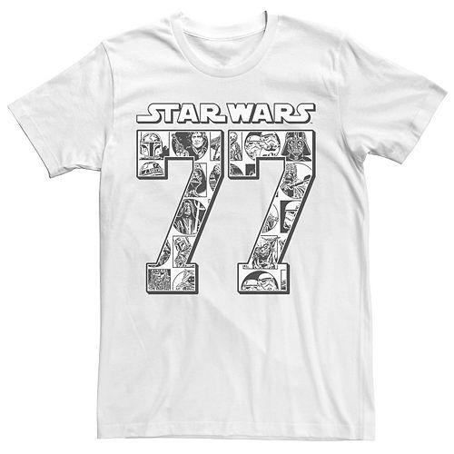 Men's Star Wars Retro '77 Tee