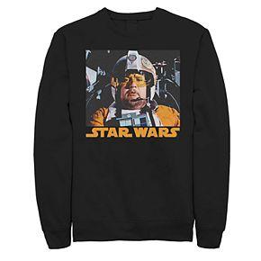 Men's Star Wars Vintage Pullover