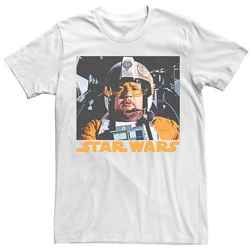 Men's Star Wars Porkins Poster Tee