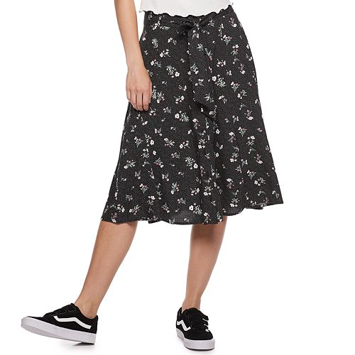 Juniors' So® Button Front Midi Skirt by Juniors' So