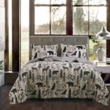 Donna Sharp Forest Weave Quilt Set