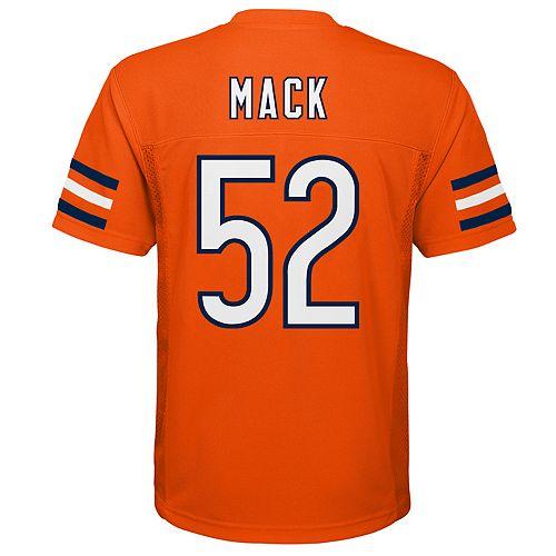 Boys 8-20 Chicago Bears Khalil Mack Replica Jersey