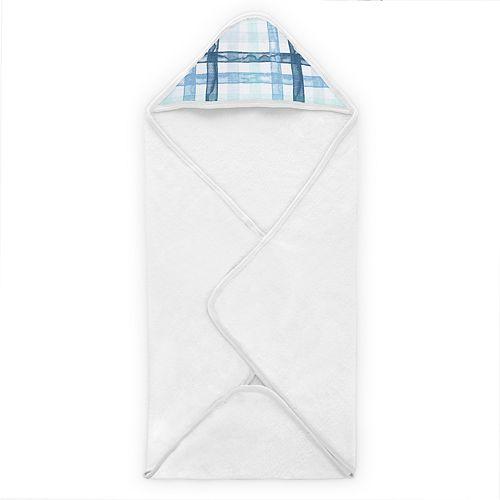 Boys aden + anais Essentials Hooded Towel, Retro