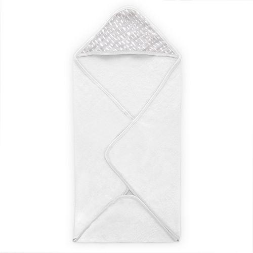 aden + anais Essentials Hooded Towel, Pasture