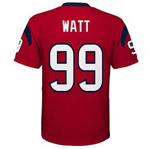 Boys NFL BOYS 8-20 Houston Texans J. J. Watt Replica Jersey