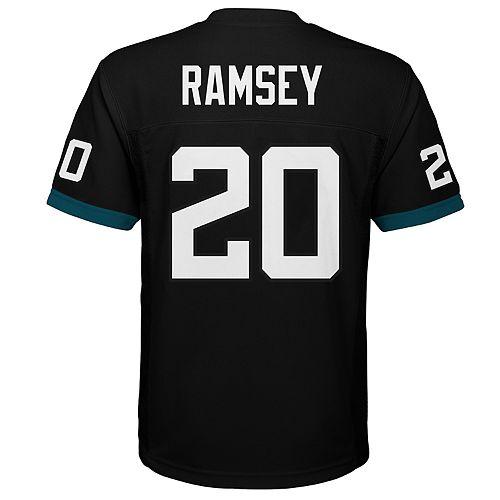 Boys 8-20 Jacksonville Jaguars Jalen Ramsey Replica Jersey
