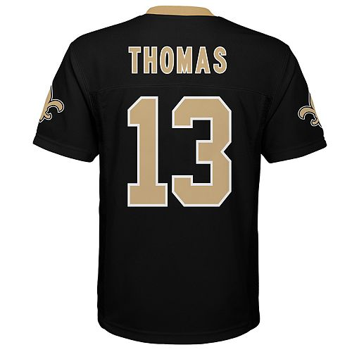 Boys 8-20 New Orleans Saints Michael Thomas Replica Jersey