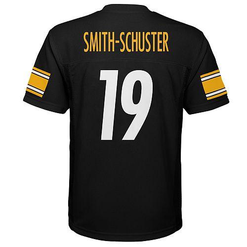 Boys 8-20 Pittsburgh Steelers JuJu Smith-Schuster Replica Jersey
