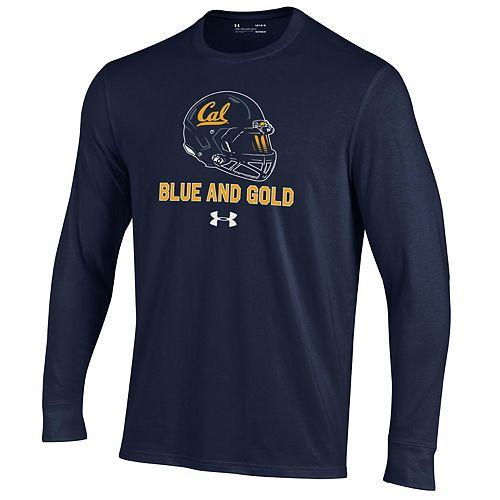 Men's Cal Golden Bears Performance Cotton Shirt