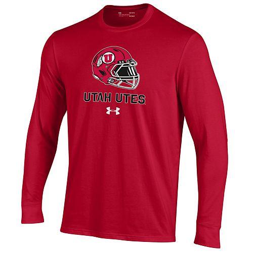 Men's Utah Utes Performance Cotton Shirt