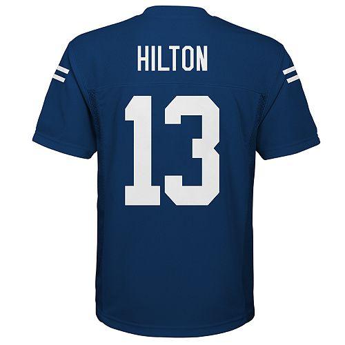 Boys 8-20 Indianapolis Colts T.Y. Hilton Replica Jersey
