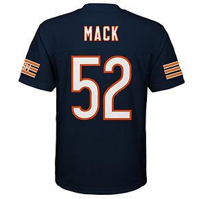 Boy's 8-20 NFL Chicago Bears Mid Tier Replica Jersey