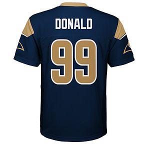 Boy's 8-20 NFL Los Angeles Rams Mid Tier Replica Jersey