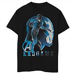 Boys 8-20 Marvel Avengers Endgame Iron Man Profile Graphic Tee