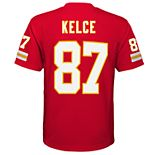 Boys 8-20 Kansas City Chiefs Travis Kelce Replica Jersey