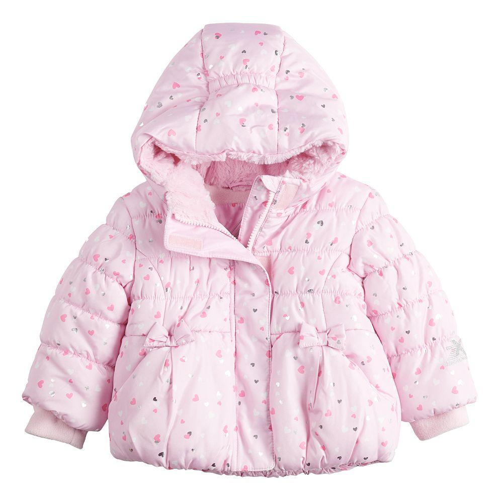 Baby Girl ZeroXposur Puffer Jacket