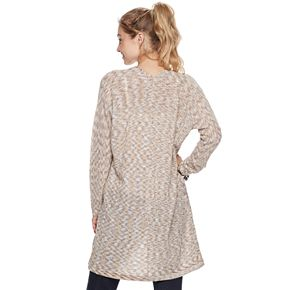 Juniors' American Rag Long Sleeve Dolman Duster