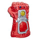 Marvel Avengers: Endgame Red Infinity Gauntlet Electronic Fist Roleplay Toy by Hasbro
