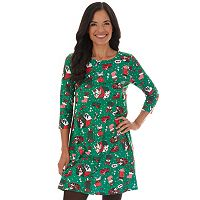Dress Works Women's Holiday Swing Dress (various colors/sizes)