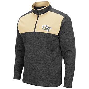 Men's Georgia Tech Yellow Jackets Olympus Pullover