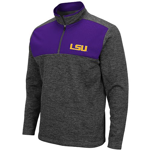 Men's LSU Tigers Olympus Pullover