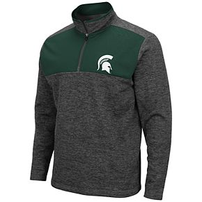 Men's Michigan State Spartans Olympus Pullover