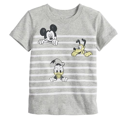 Baby Boy Disney's Mickey Mouse Short-Sleeve Tee by Jumping Beans®