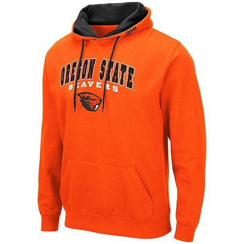 Men's NCAA Oregon State Beavers Pullover Hooded Fleece