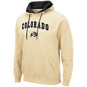 Men's NCAA Colorado Pullover Hooded Fleece