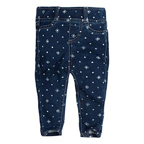 Baby Girl Levi's Haley May Pull-On Jeggings