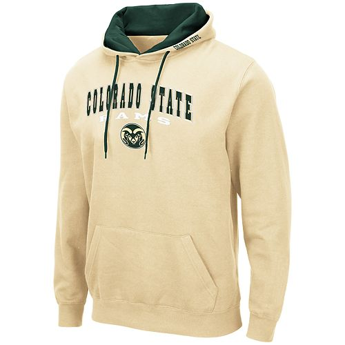 Men's NCAA Colorado State Pullover Hooded Fleece