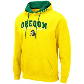 Men's NCAA Oregon Pullover Hooded Fleece
