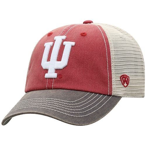Adult Top of the World Indiana Hoosiers Offroad Hat