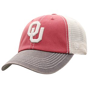 Adult Top of the World Oklahoma Sooners Offroad Hat