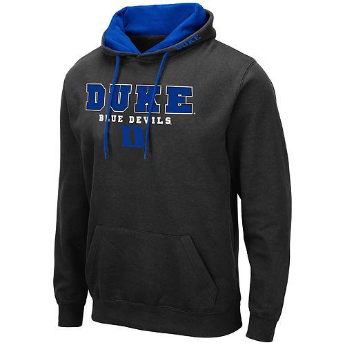 Mens NCAA Duke Blue Devils Mens Pullover Hooded Fleece