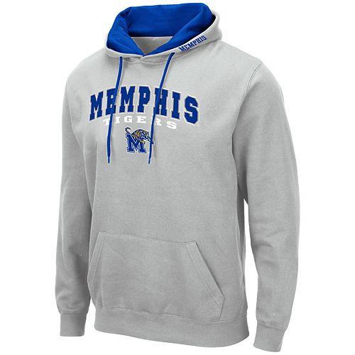 Men's NCAA Memphis Pullover Hooded Fleece